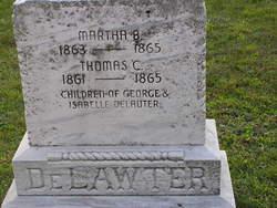 Thomas C DeLauter
