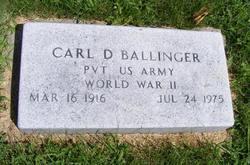 Carl D Ballinger