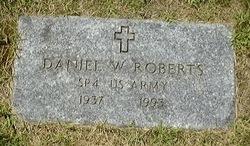 Daniel W Roberts