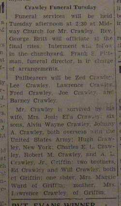 Adcus Lee Crawley