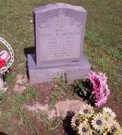 Naomi H. Anderson