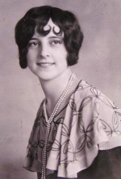 Nora Minnett <i>Cogswell</i> Baker