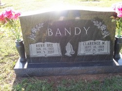 Ruby Dee <i>Robeson</i> Bandy