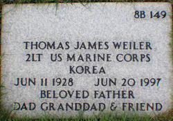 2LT Thomas James Weiler