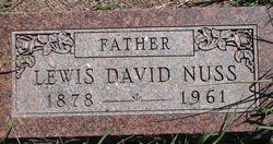 Lewis David Nuss