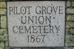 Pilot Grove Cemetery