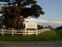 New Oregon Cemetery