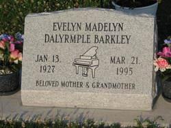 Evelyn Madelyn <i>Dalrymple</i> Barkley White