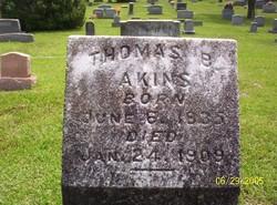 Thomas Berry Akins