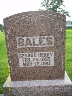 George Henry Bales
