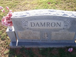 Floydean <i>Moore</i> Damron