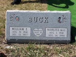 Norliss Faye <i>Moe</i> Buck Overweg
