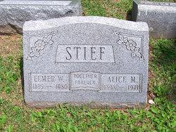 Alice M. Stief