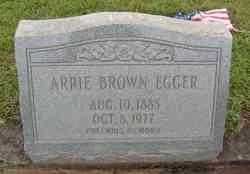 Arrie <i>Keenum</i> Egger