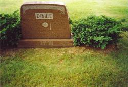 Arthur P. Red Dawe