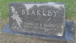 Bessie Leona <i>LeFors</i> Blakley