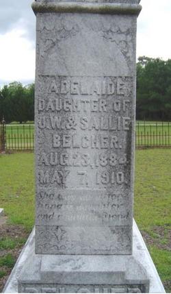Adelaide Belcher
