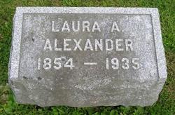 Laura A Alexander