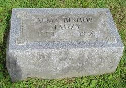 Alma <i>Bishop</i> Mauzy