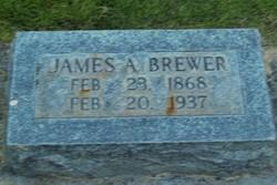 James Alfred Brewer