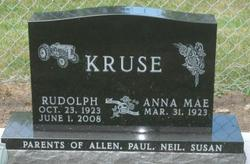 Rudolph August Kruse