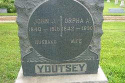 Orpha A Youtsey