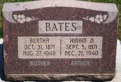 Bertha <i>Kinsey</i> Bates