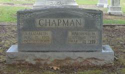 A. Elizabeth <i>Holt</i> Chapman