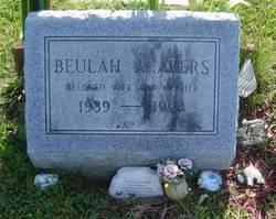 Beulah A. Akers