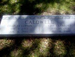 Lois Pauline <i>Lankford</i> Caldwell