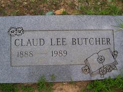 Claud Lee Butcher