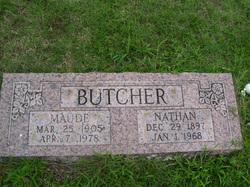 Maude Priscilla <i>Ramey</i> Butcher