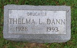 Thelma L Dann