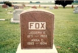 Anna Constance <i>Gravley</i> Fox
