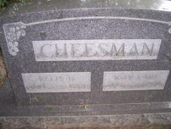 Ellis D Cheesman