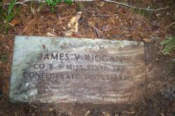 Pvt James Vaughn Riggan