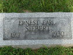Ernest Earl Siebert