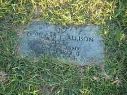 Douglas L Allison