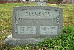 John Lloyd Clements