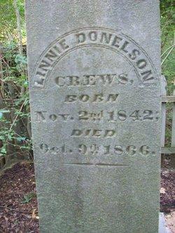 Linnie <i>Donelson</i> Crews