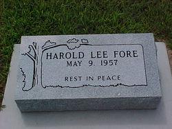 Harold Lee Fore