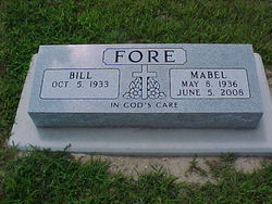Mabel Fore