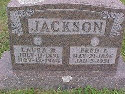 Fred Ellis Jackson
