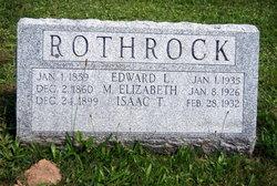 Edward L Rothrock