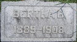 Bertha B. Stidham