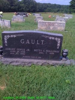 Asbury Zenus Gault, Jr
