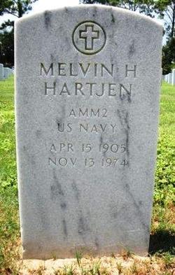 Melvin H Hartjen