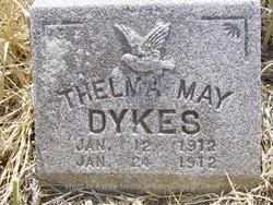 Thelma May Dykes