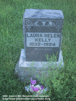 Laura Helen <i>Younger</i> Kelly
