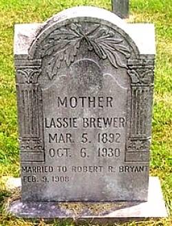 Lassie A <i>Brewer</i> Bryant
